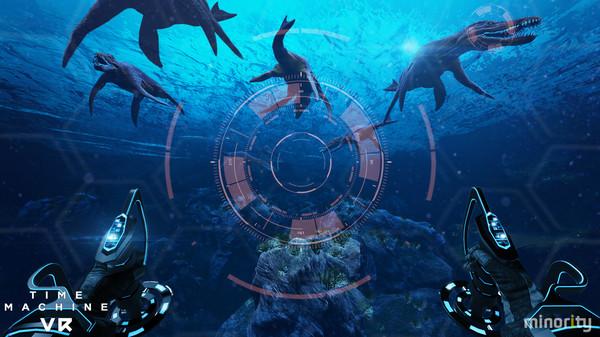 Time Machine VR Screenshot