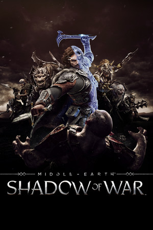 Middle-earth: Shadow of War poster image on Steam Backlog