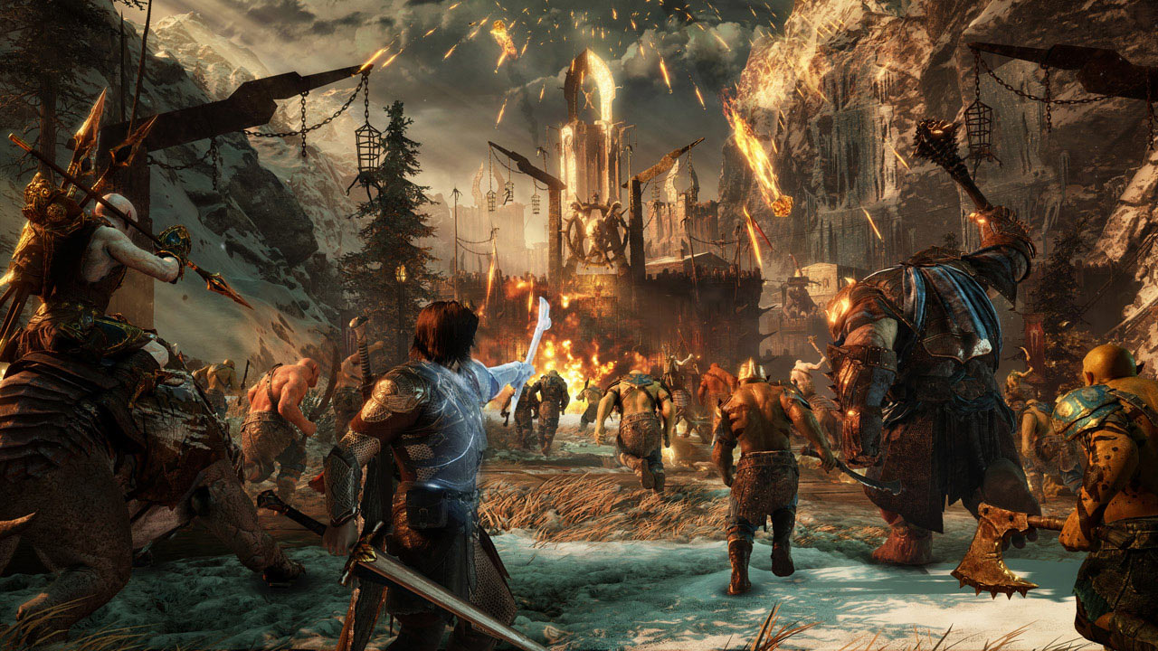 Image result for Middle-earth™: Shadow of War™