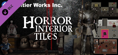 RPG Maker VX Ace - Frontier Works: Horror Interior Tiles · AppID: 356240