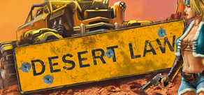 Desert Law cover art