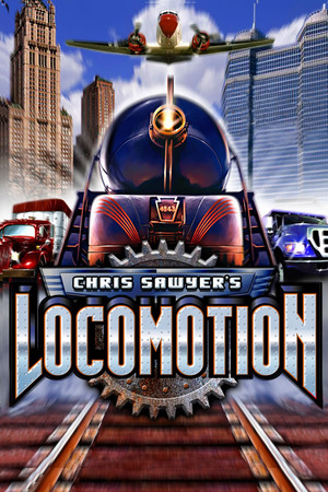 Chris Sawyer's Locomotion poster image on Steam Backlog