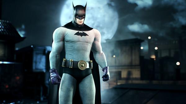 Скриншот №1 к Batman™ Arkham Knight - 1st Appearance Batman Skin