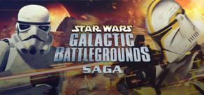 STAR WARS™ Galactic Battlegrounds Saga cover art