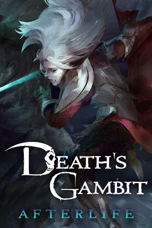 Death's Gambit poster image on Steam Backlog