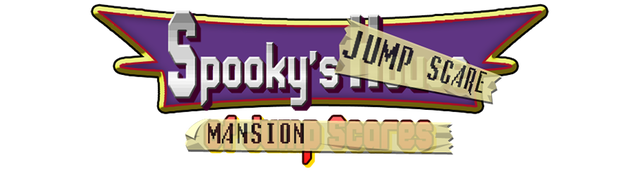 Spooky's Jump Scare Mansion logo