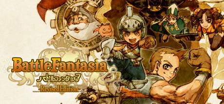 Game Banner Battle Fantasia -Revised Edition-