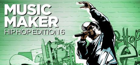 MAGIX Music Maker Hip Hop Edition 6
