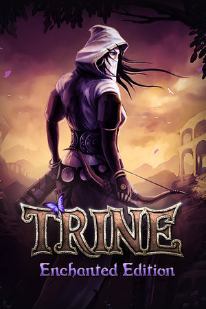 Trine Enchanted Edition poster image on Steam Backlog