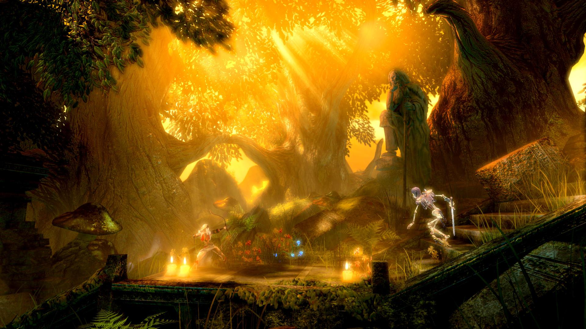 Trine Enchanted Edition screenshot 1
