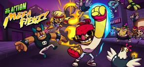 Big Action Mega Fight! cover art