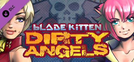 Blade Kitten: Comic Pack - Dirty Angels