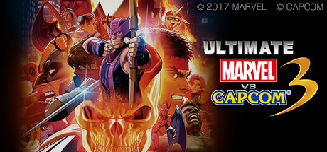 Ultimate Marvel vs Capcom 3 PS4-DUPLEX