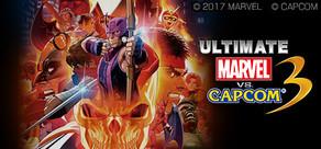 Ultimate Marvel vs. Capcom 3 cover art