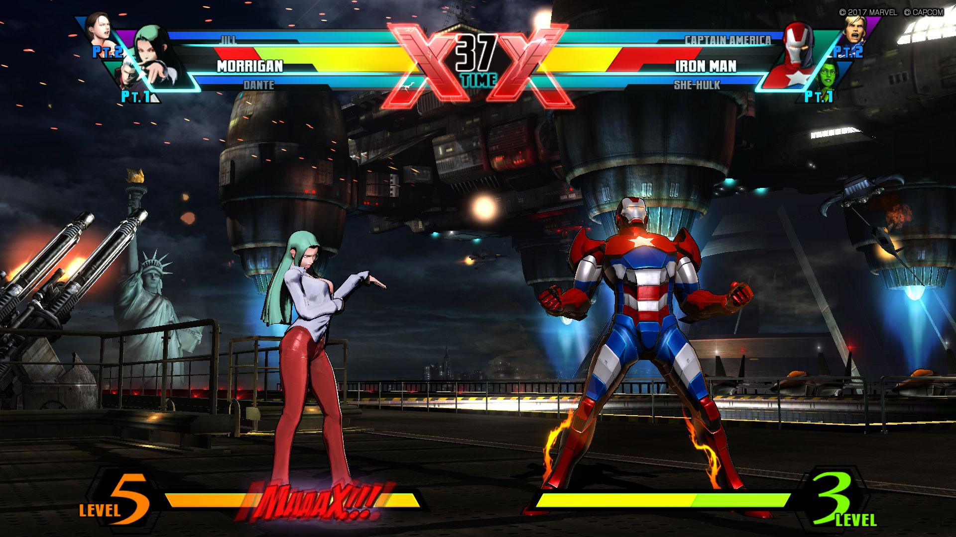 Ultimate Marvel Vs Capcom 3 On Steam