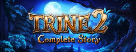 Trine 2: Complete Story - 三位一体 2:完整故事