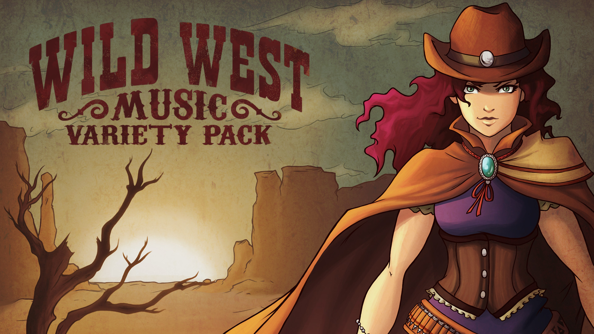 RPG Maker VX Ace - Wild West Music Variety Pack Steam Discovery
