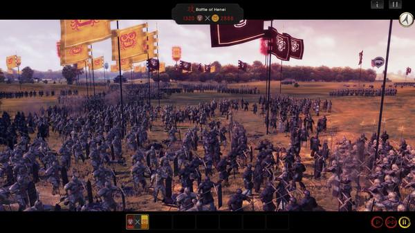 Screenshot of Oriental Empires