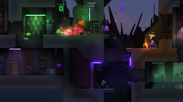 Screenshot of Cobalt