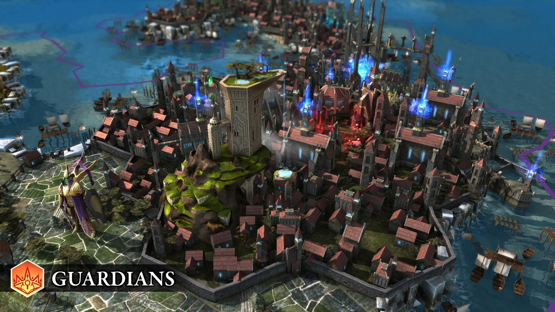 I made a Mega City - Civ 6 : civ