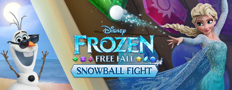 News - Now Available on Steam - Frozen Free Fall: Snowball Fight