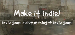 Make it indie! cover art