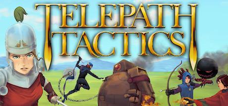 Telepath Tactics cover art