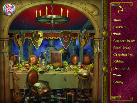 скриншот The Wizard's Pen 0