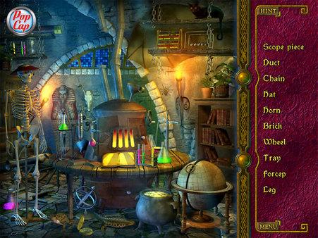 скриншот The Wizard's Pen 1