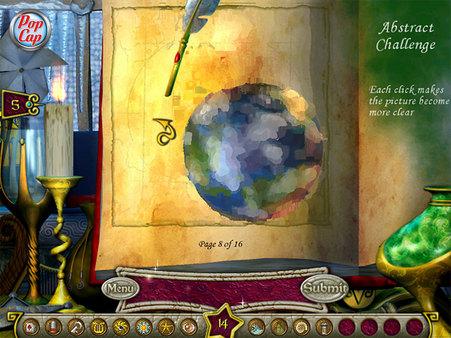 скриншот The Wizard's Pen 3