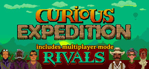 The Curious Expedition cover art