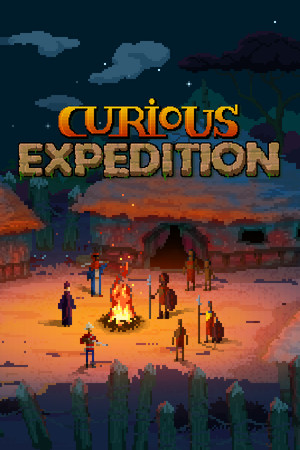 Curious Expedition poster image on Steam Backlog