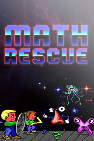 Math Rescue poster image on Steam Backlog