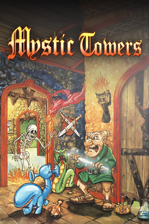 Mystic Towers poster image on Steam Backlog