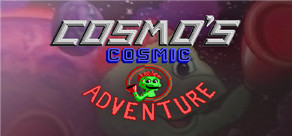 Cosmo's Cosmic Adventure cover art