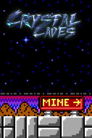 Crystal Caves poster image on Steam Backlog