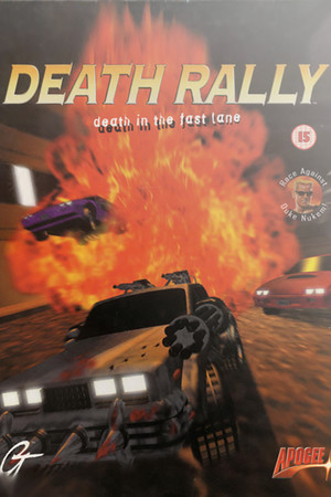 Death Rally (Classic) poster image on Steam Backlog