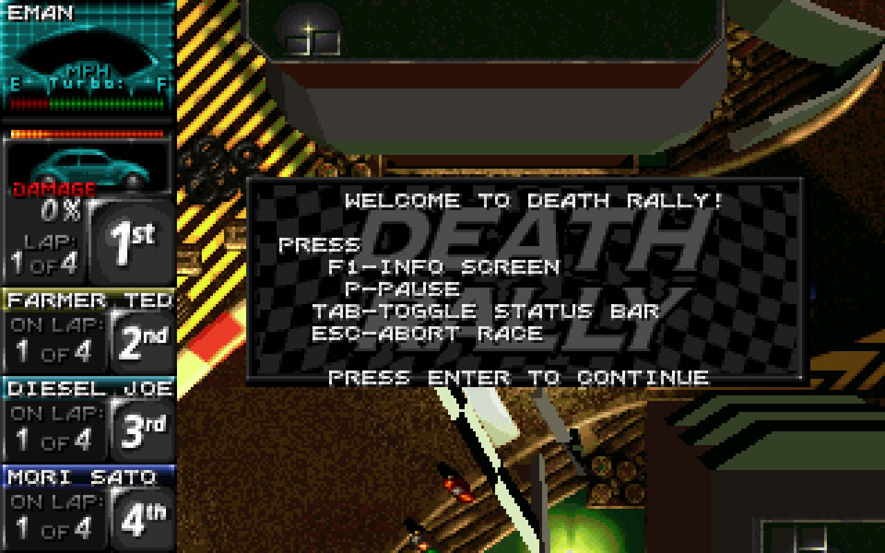 Death Rally (Classic)