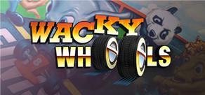 Wacky Wheels cover art