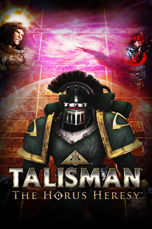 Talisman: The Horus Heresy poster image on Steam Backlog