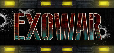 Exowar cover art