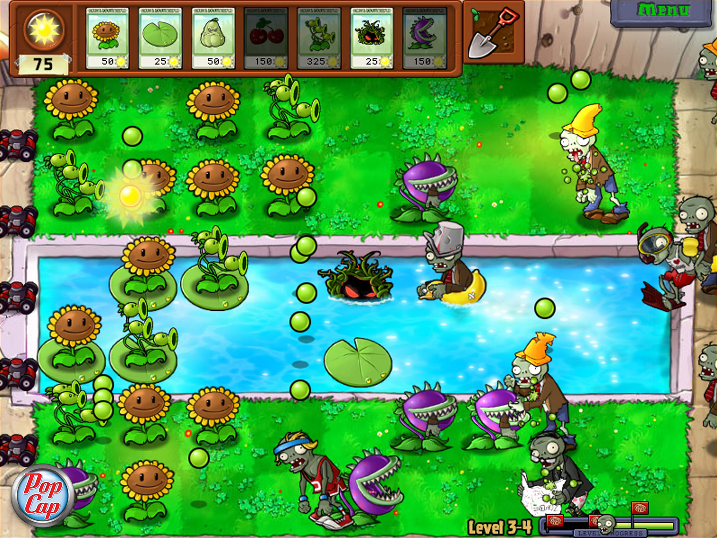 plants vs zombies games free download full version mac