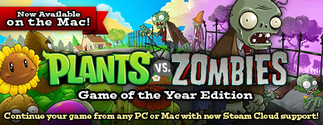 Plants vs. Zombies GOTY Edition - 植物大战僵尸年度版