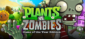 Plants vs. Zombies: Game of the Year cover art
