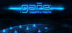 Gare Sapphire Mechs cover art