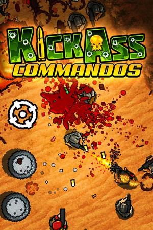 Kick Ass Commandos poster image on Steam Backlog