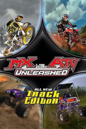 MX vs. ATV Unleashed poster image on Steam Backlog