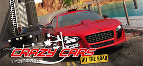 Crazy Cars - Hit the Road cover art