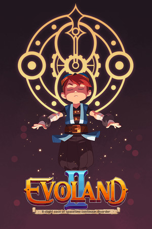 Evoland 2 poster image on Steam Backlog