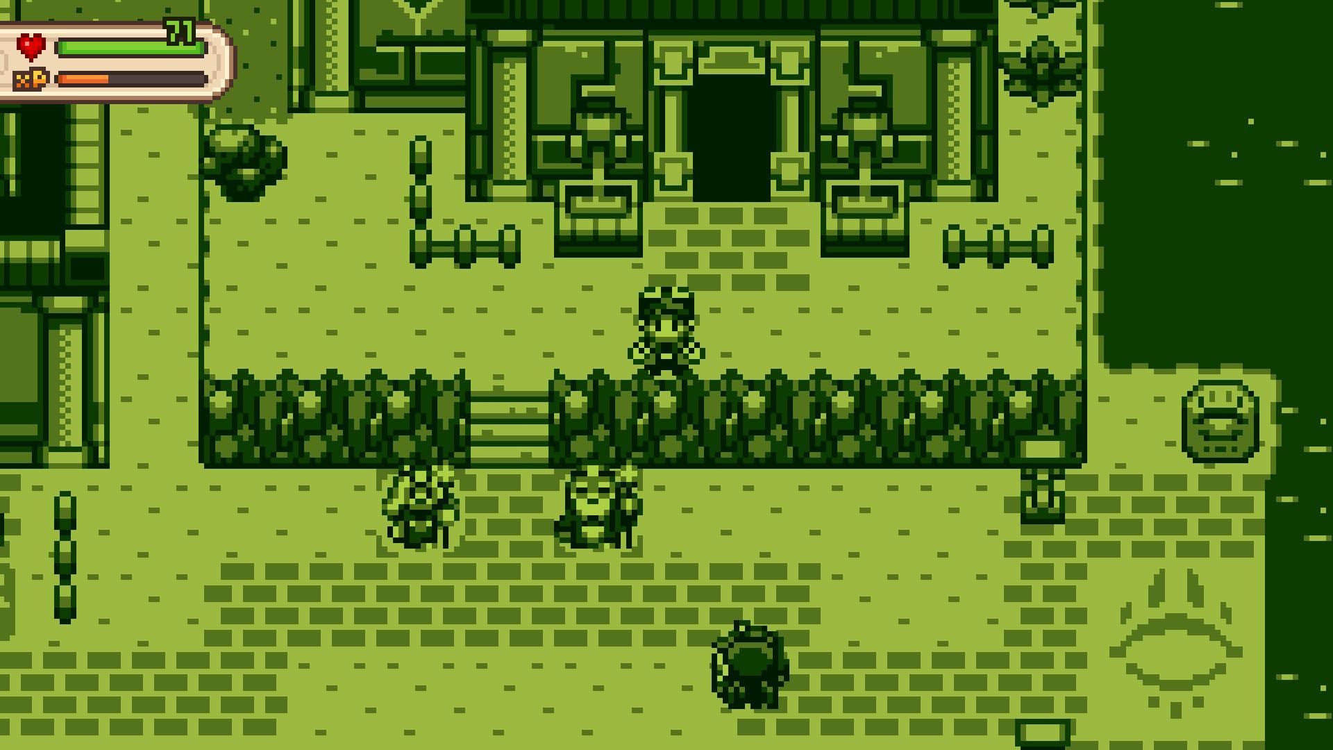 Evoland 2 screenshot 1